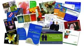 Flyer und Karte (freie Formateingabe)