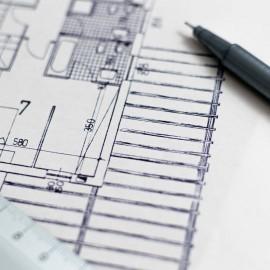 Bauzeichnungen & Linienzeichnungen