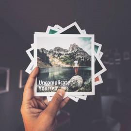Flyer und Karten nach Maß - freie Größe